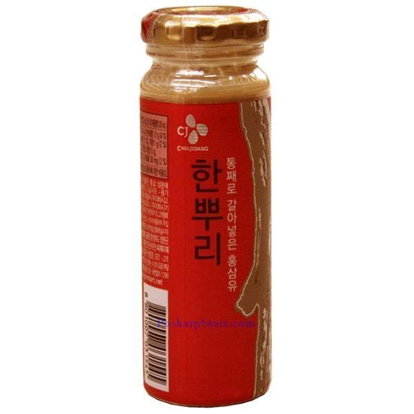 Korean Ginseng Drink Honey
