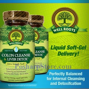 Liver And Colon Cleanse