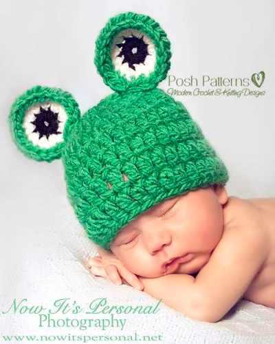 Free Crochet Pattern Baby Frog Hat 5b36ca5319b