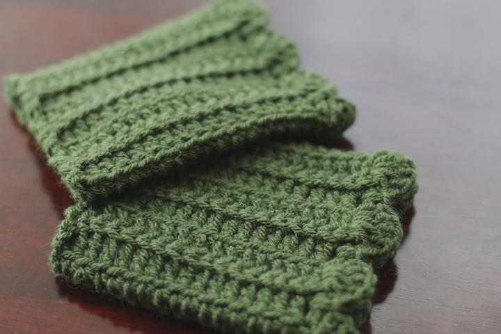 Free Boot Cuffs Crochet Pattern Beauteous Boot Cuff Crochet Pattern