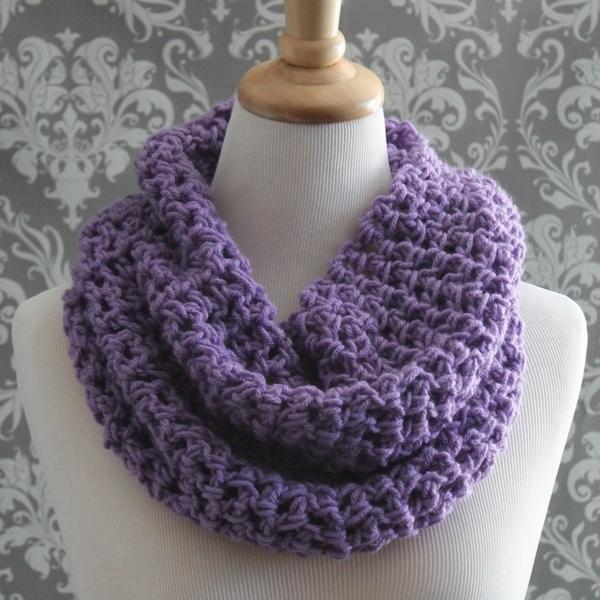 Free Lace Scarf Knitting Pattern