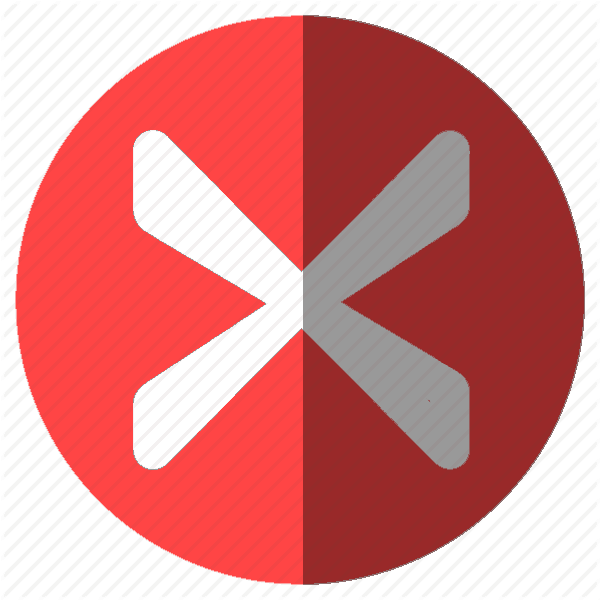 Exit website icon