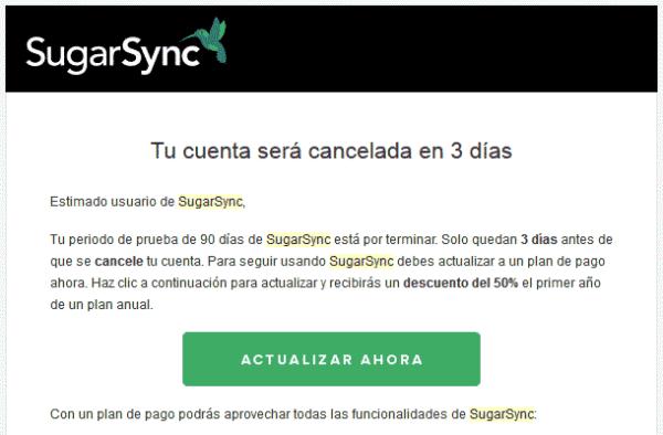 sugarsync-cuenta-cancelada