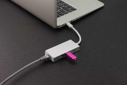 consejos portatiles conectividad adaptador USB-C