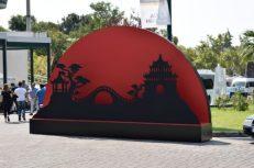 Chinese Siluette Art Work