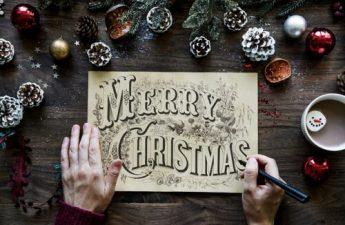 merry christmas with greek carols