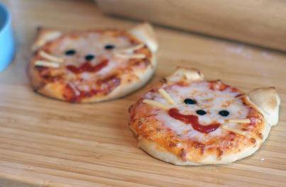 pizza cats