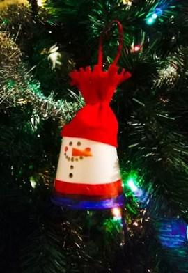diy christmas ornaments snowman on tree_edited