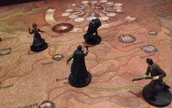 Επιτραπέζιο παιχνίδι: Fury of Dracula(4th Edition)