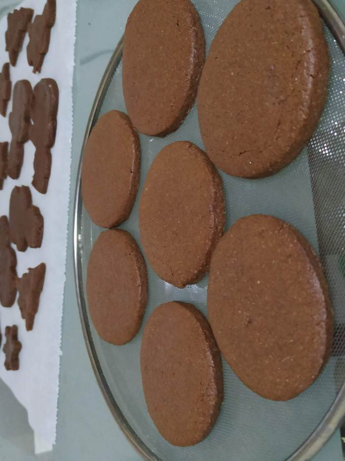 chocolate cookie recipe baked
