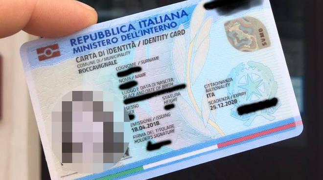 2019 Carta Di Identità Elettronica Obbligatoria