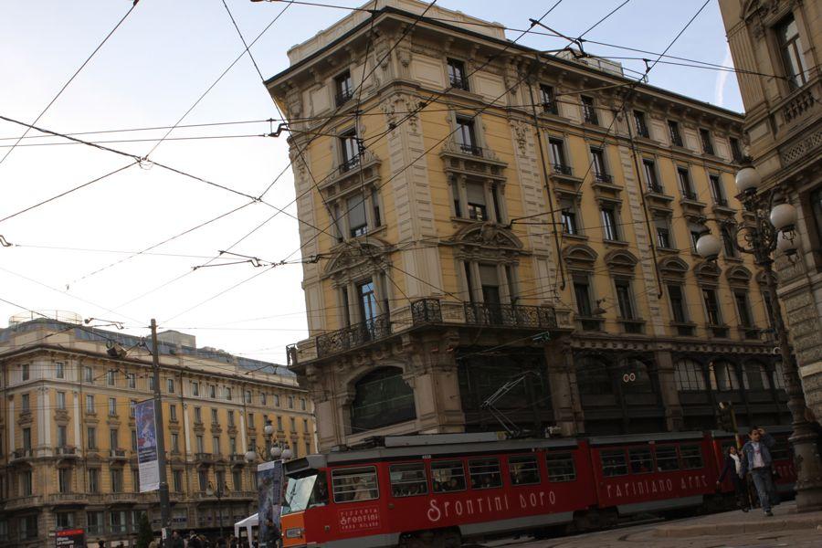 Milano, Piazza Cordusio, 27 Marzo 2010