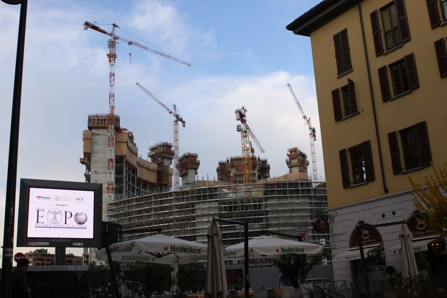 Milano, Corso Como, 27 Marzo 2010