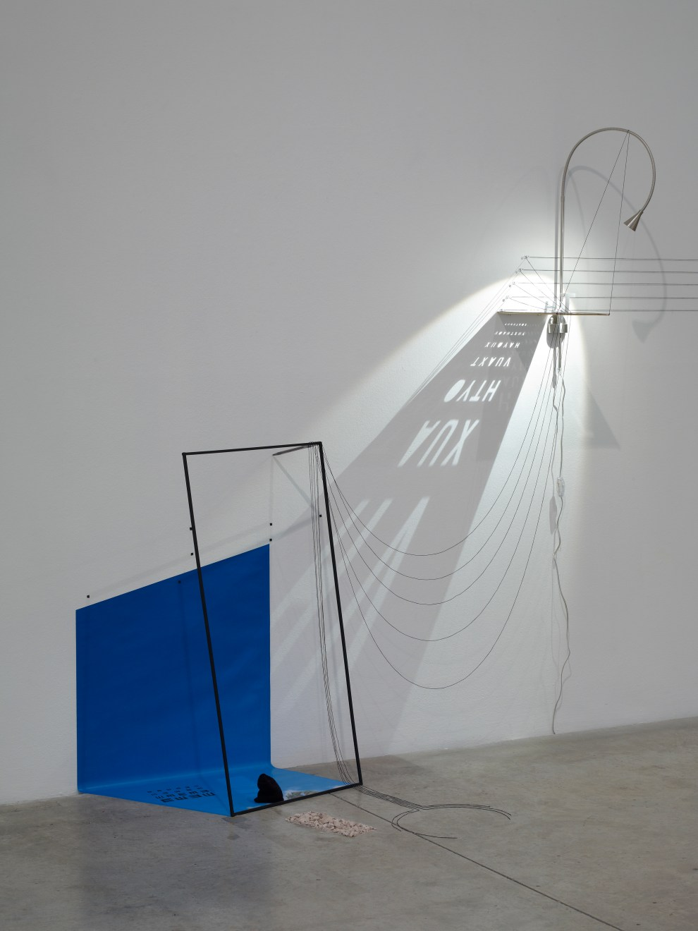 Sarah Sze, Victoria Miro Gallery, Positive Magazine, London