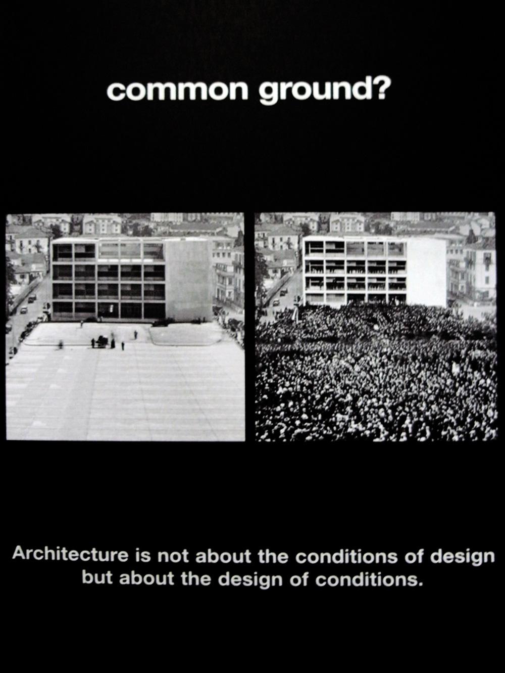 condition-of-design