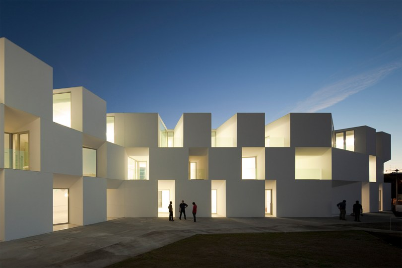 House for Elderly People, Alcácer do Sal, Portugal;  Aires Mateus Arquitectos