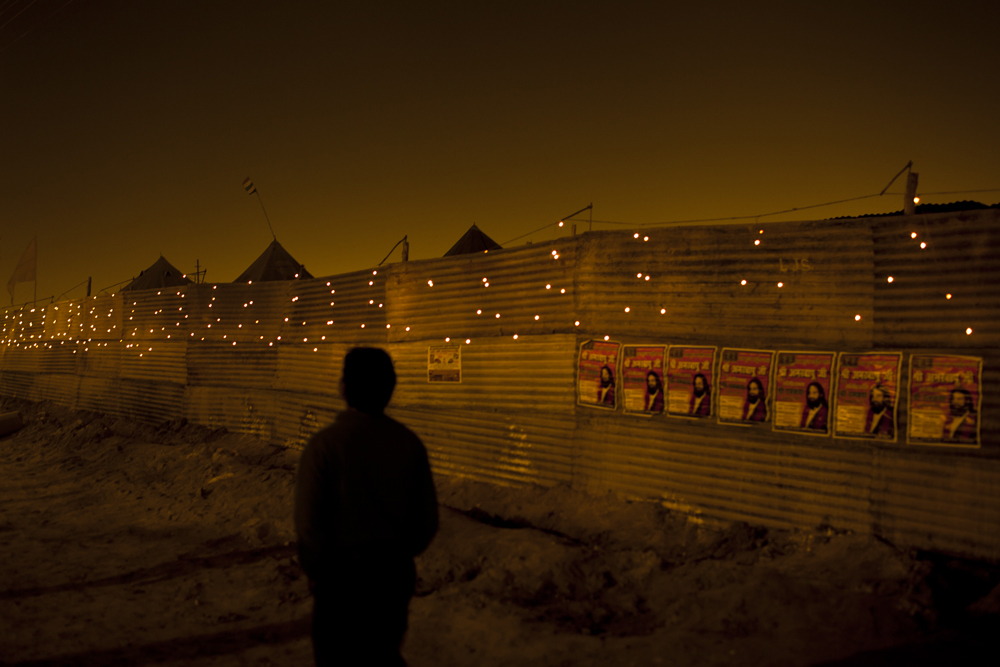 Kumbh mela nights