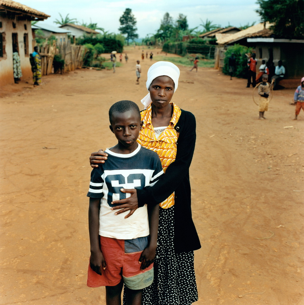From the series: Intended Consequences; Rwandan Children Born of