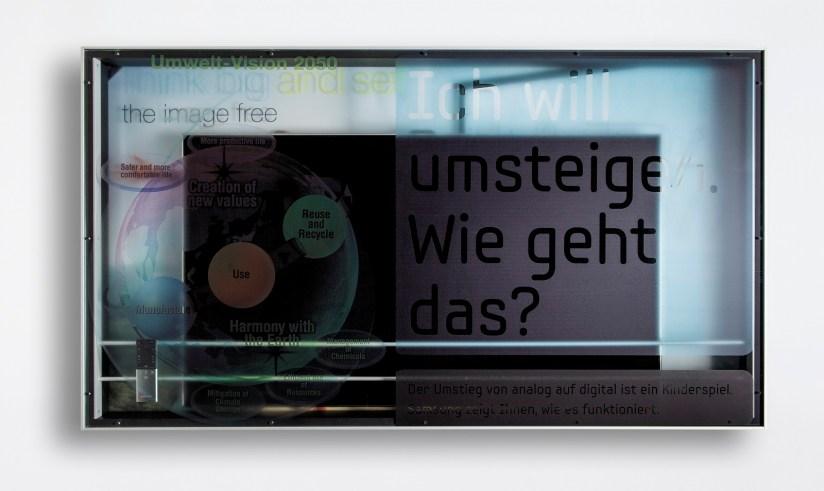 Ich will umsteigen. Wie geht Das? (Samsung), 2013.