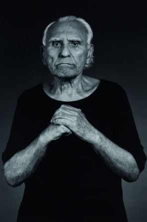 Shirin Neshat, Vladimir, from The Home of My Eyes series, 2015. Copyright Shirin Neshat, Courtesy of the artist and Gladstone Gallery, New York and Brussels