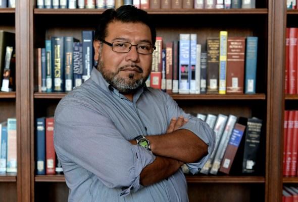 Mixteco proffesor at UCLA, CA