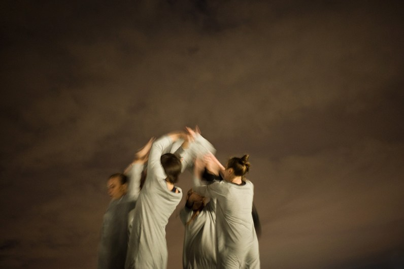 ByeByeBallet perfomance on the Night of museums event on 16/05/15