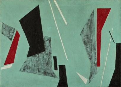 Ana Sacerdote, Study in Equilibrium, Jorge Mara- La Ruche
