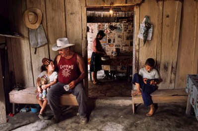 Honduras. Photo Courtesy Steve McCurry / Lavazza