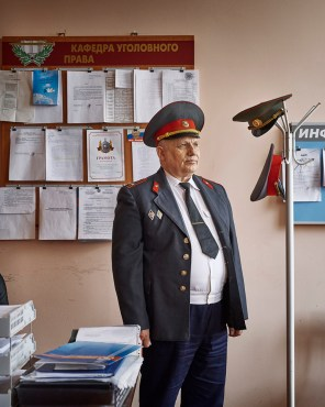 Nikolay Smolenskiy – Police Lieutenant Colonel Expert in Transnistrian Criminal Law