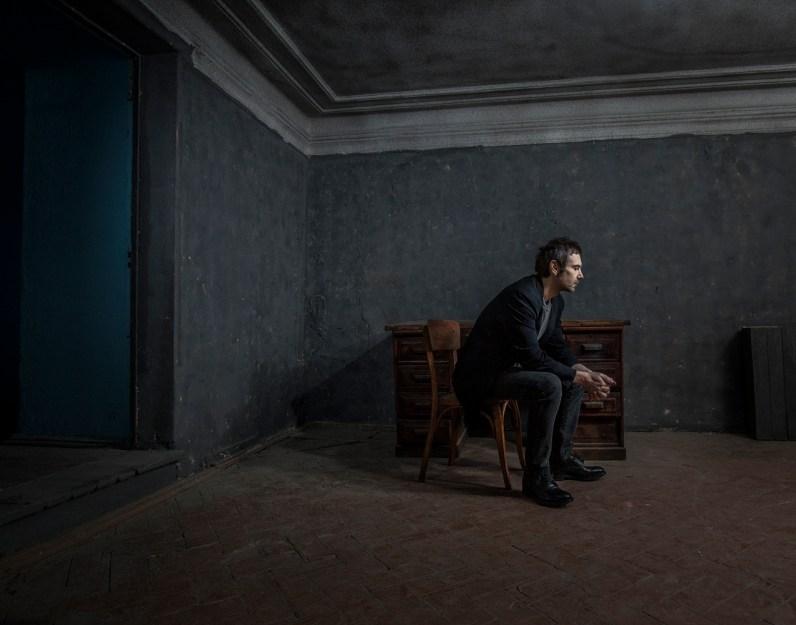 Vjatoslav Vakarchuk. Photo: Sasha Maslov