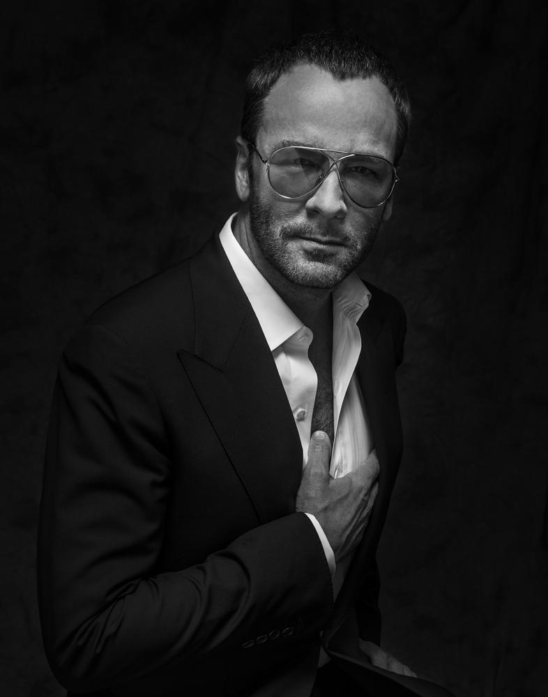 Tom Ford. Photo: Sasha Maslov