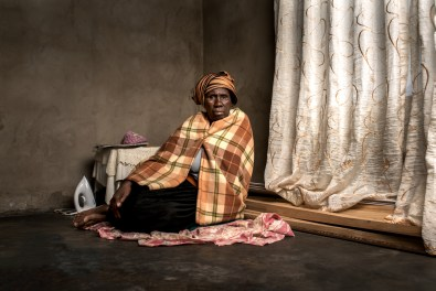 Makatleho Selibo is the widow of Mahola Selibo who worked in the mines for 33 years. He had silicosis and received no compensation.