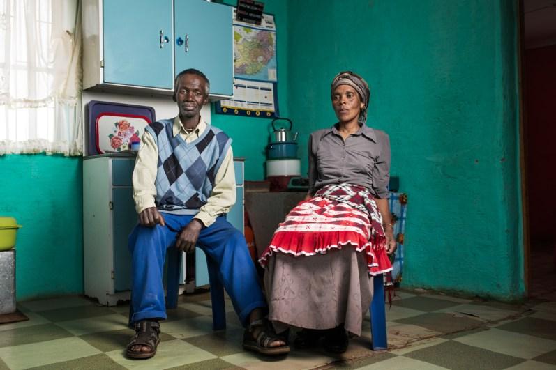 wifes name Nonuseko Nqose