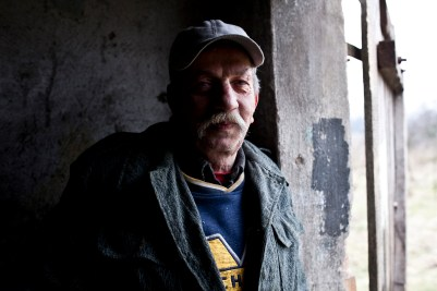 Anthony has been living in Barka co-operatives for over 20 years due to drinking problems. He once 'went fishing' and didn't come back for 4 days.