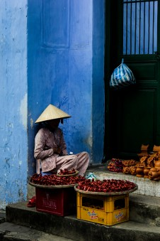 The streets of Hội An