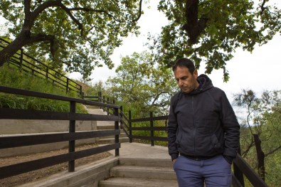 Sandro Lucano, 50, is the younger brother of the mayor. He along with other friends, helped to incorporate Domenico in the Civic List that elected him mayor. Sandro has three sons and is currently unemployed.