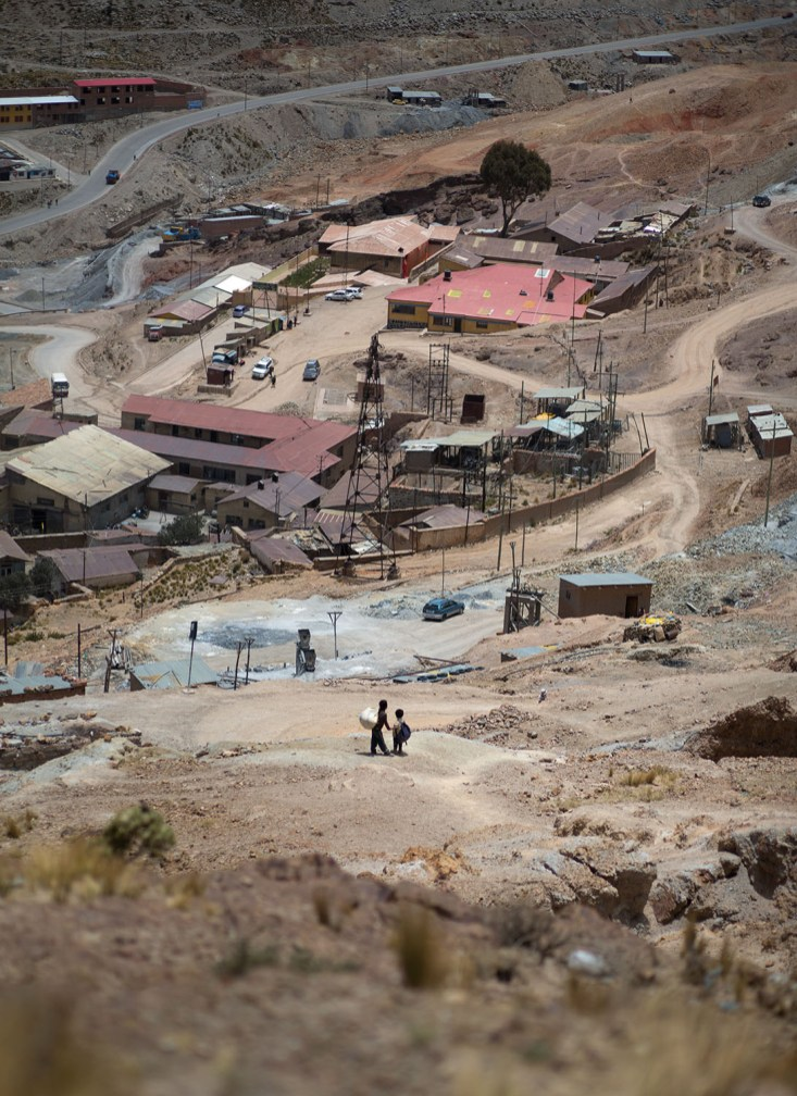 Kinderarbeit in Bolivien