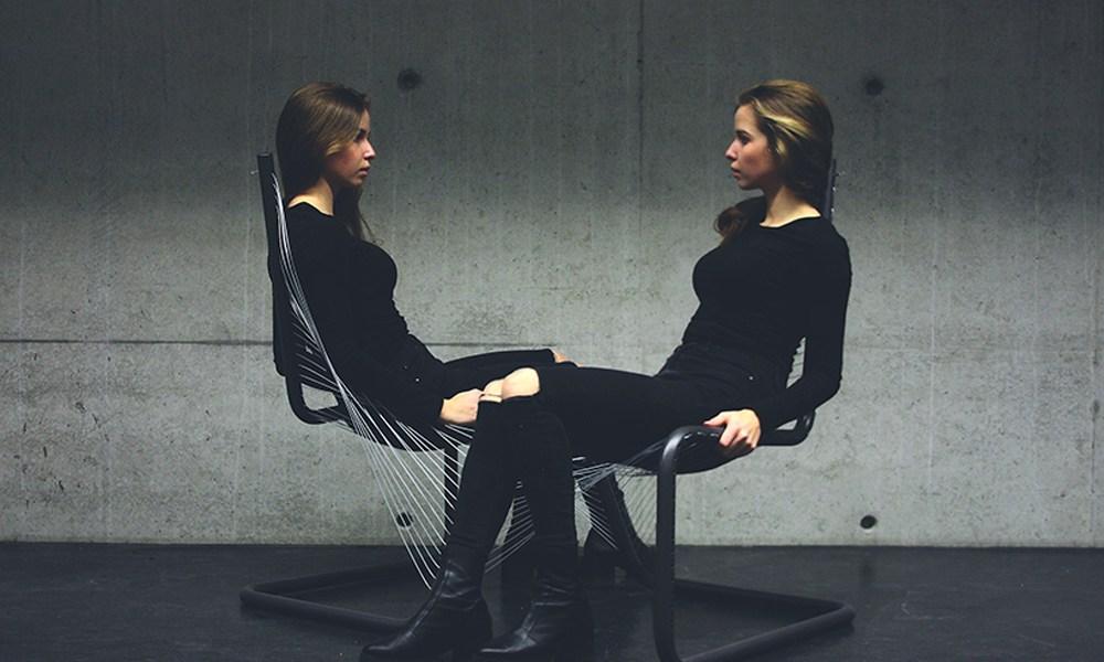 design, chair, Clara Schweers, saites, space