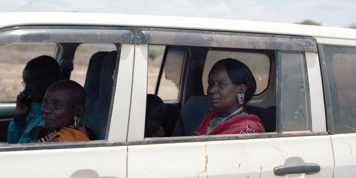 Maasais