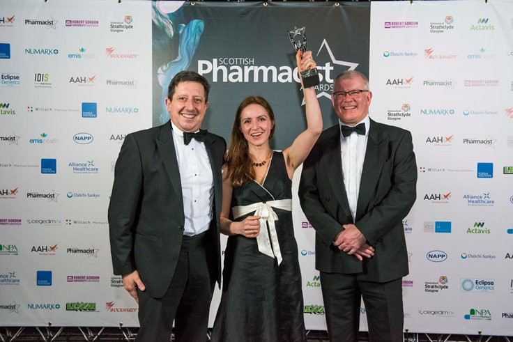 Scottish Pharmacist Awards