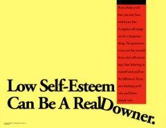 Positive Thinking Low Self-Esteem