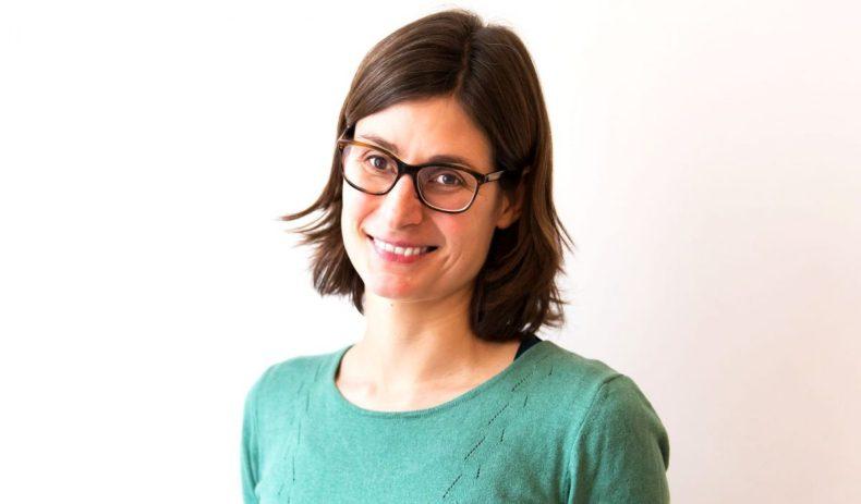 Helene Wolf of the Gender Alliance