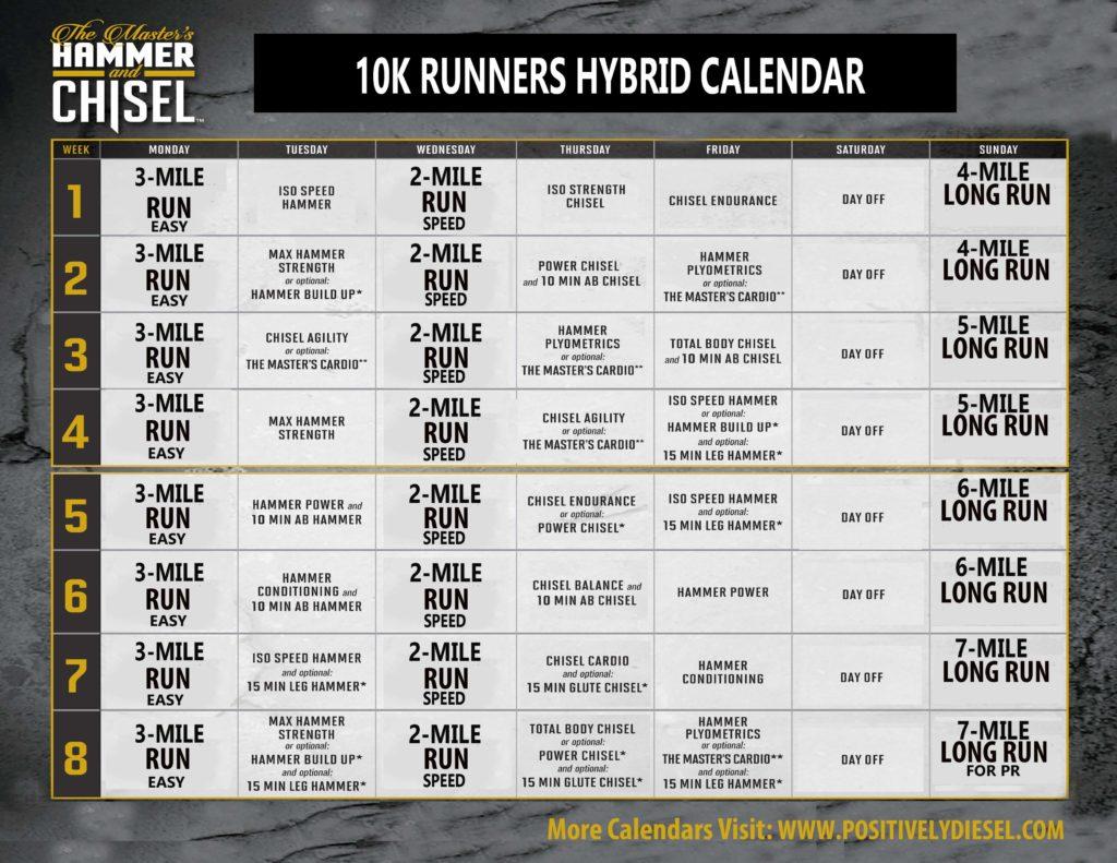 P90x Plus Insanity Hybrid Workout Schedule
