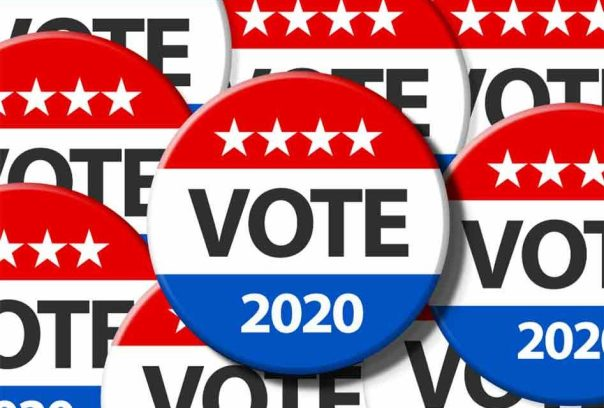 Election day November 3, 2020 is finally here - still need to vote? Here's where to go!