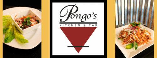 Pongo's Restaurant, Consistently Good and Free Beer too!