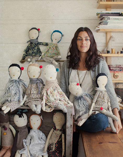 Update: Handmade Dolls To Stories For Children:  An Interview with Jess Brown
