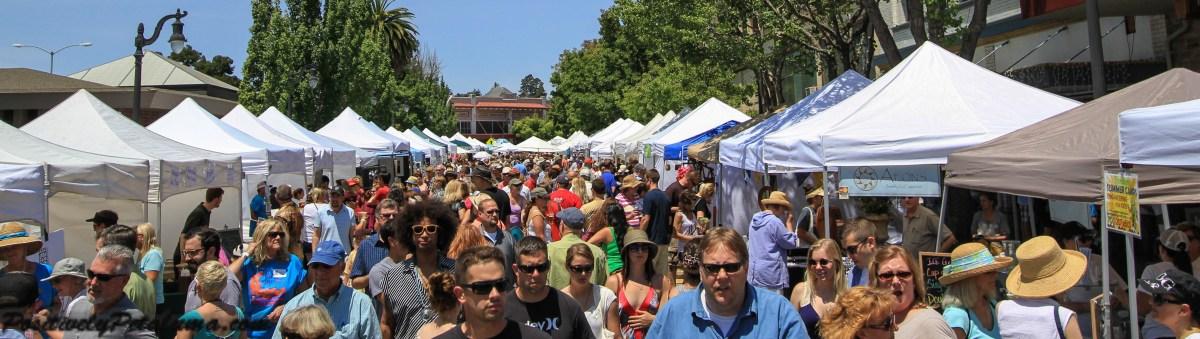 2014 #Petaluma Art & Garden Festival A Great Success