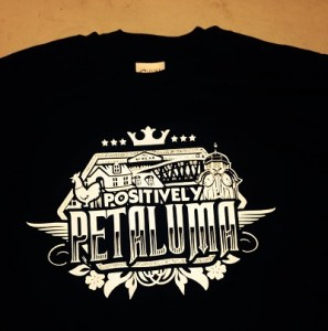 Positively Petaluma Shirt