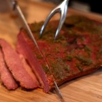Laurie Figone's Baked Corned Beef with a Kick