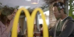 Petaluma McDonalds Commercial